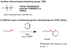 Protecting Groups For Alcohols Master Organic Chemistry