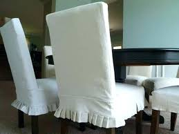 slipcovered dining room chairs dining chairs slipcovers white dining room chair slipcovers dining chair slipcovers short