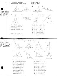 ws_45___22law_of_sines_and_cosines_22 afm lessons on evaluating logarithms worksheet