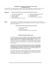 School Bus Driver Resume Sample Enchanting Sample Resume for Driver Mechanic for Your Ideas 2