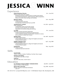Resume For Teenager With No Work Experience Template Simple Resume Template For High School Students 96