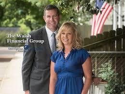 Financial advisory team - Abe Walsh   Ameriprise Financial