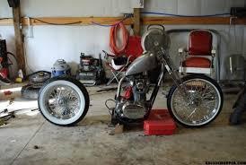 franken daddys first xs build xs650 chopper