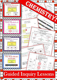 these student centered guided inquiry lessons enable students to construct their own understanding of