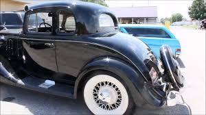 1933 Chevrolet Master Sedan Pre-Purchase Classic Car Inspection ...