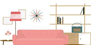 1950S Interior Design Interesting Design