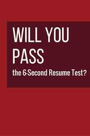 Beautiful Resume 30 Second Test Gallery - Simple resume Office .