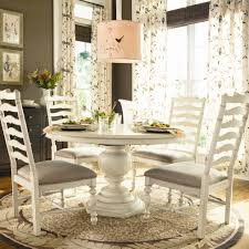paula deen home paulas extendable dining table reviews wayfair inspirations and round gallery
