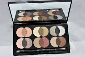 may 17 sephora collection mixology eyeshadow palette review and swatches eyeshadow palettes eyeshadow sephora and swatch