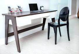 white gray solid wood office. Large Wooden Desk Computer Small Wood With Hutch Hardwood  Quality Office . White Gray Solid