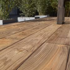 Planche Bois Douglas Naterial Marron L 250 X L 14 Cm X Ep 27 Mm Planche Bois Pour Terrasse Et Jardin Lames De Terrasse En Bois Autoclave