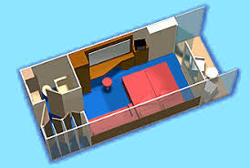 carnival magic balcony floor plan