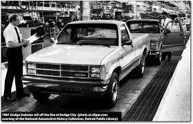 dodge dakota mid sized pickup trucks 1987 1996 wtap building the dodge dakota