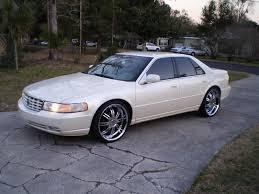 2000 Sts Cadillac