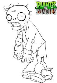 30 Free Printable Plants Vs Zombies Coloring Pages Within 2 Wumingme