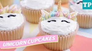 Unicorn Party How To Make Easy Unicorn Cupcakes Eats Treats
