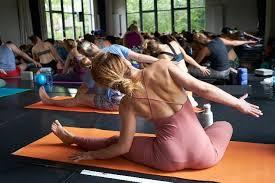 forrest yoga works in beijing