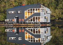Floating House Plans Floating Home House Plans