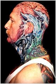 Biomechanika Tetování Pro Drsné Osobnosti