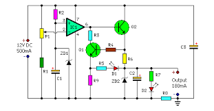 a friendly charger schematic for mobile phones eeweb community a friendly charger circuit diagram for mobile phones