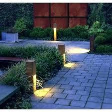modern solar lights h simple modern 5 layer stainless steel super bright solar led pathway lighting