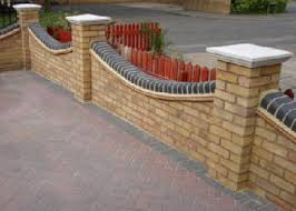Small Picture Garden Brick Wall Designs Uk London Garden Design Pictures Garden