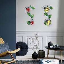 chusei insect wall decor design