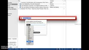 Importing Footnotes Into Word Using Zotero