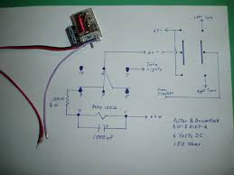 7 wire turn signal switch problems the ford barn i built my own flasher which is independent of light bulb load it will flash at the same rate any load from 0 to 10 amps which is the rating of