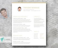Clean Resume Template Enchanting Free Clean Resume Template For Word Champagne Wine Freesumes