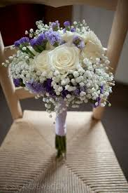 doing your own wedding flowers. make your own wedding bouquet / baby\u0027s breath + statice white roses from wegmans doing flowers