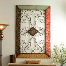 monterrey metal wall plaque kirklands blank wall clock frei