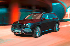 The maybach gls 600 joins the maybach versions of the s class at the tippy top of the mercedes model range. 2021 Mercedes Maybach Gls Review Trims Specs Price New Interior Features Exterior Design And Specifications Carbuzz