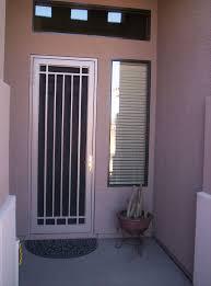 Door Corner Decorations Decorations Do You Worry About The Thief Security Screen Door Is