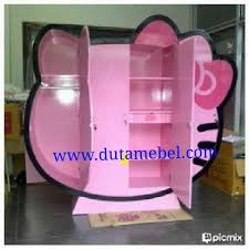 hello kitty furniture. Furniture Hello Kitty. Jual Lemari Kitty-dm-hp-277 Kitty