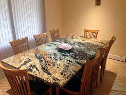 Granite Kitchen Island Table Val D Desert Dream Granite Kitchen Countertop Island And Table