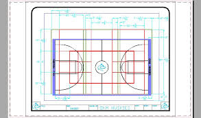 Game Lines Game Court Markings