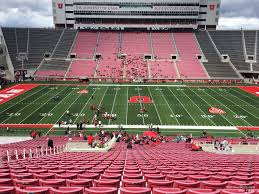 Rice Eccles Stadium Detailed Seating Chart Rice Eccles Stadium Section E36 Rateyourseats Com
