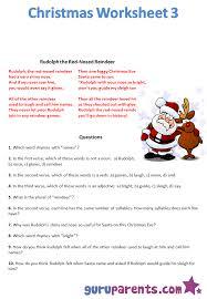 Christmas Worksheets | guruparents