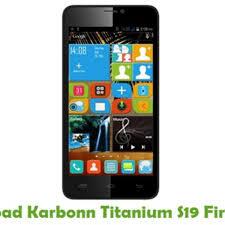 Download Karbonn Titanium S19 Firmware ...