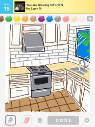simple kitchen drawing. 500x667 Kitchen Drawings, Easy Drawing Simple I