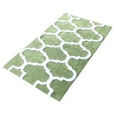 divine hunter green bathroom rugs home design