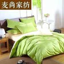 green and gold comforter sets white gold comforter custom solid color bedding set green silk satin green and gold comforter sets