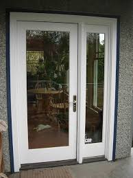 patio doors single patio door