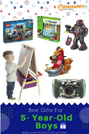 12 Best Gifts For a 5-Year-Old Boy A - Educational \u0026 Fun | HaHappy Gift Ideas
