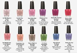 nails awesome opi nail polish color names ideas stickers 2018 summer nail
