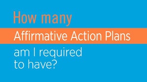 Affirmative Action Plan How Many Affirmative Action Plans Do I Need YouTube 23