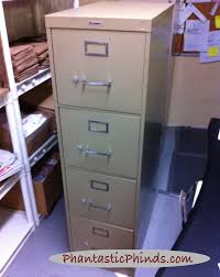 Old Metal Cabinets Metal Filing Cabinet Update How To Use Chalk Paintr On Metal