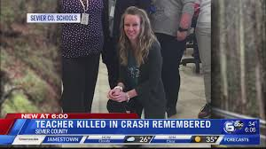 Services set for Brooke Sampson, Sevier County teacher killed in ...