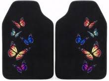 girly car floor mats. Fine Floor Butterfly Car Front Floor Mats WwwCarDecorcomI Have These So Inside Girly O